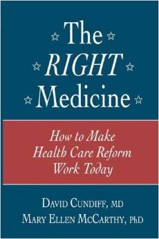 The Right Medicine cover